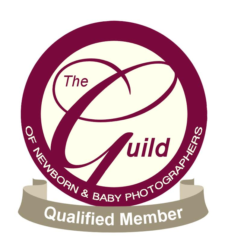 Guild of newborn and baby photographers - qualified member