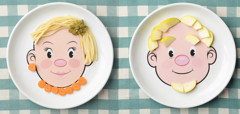 How to turn your baby into a foodie
