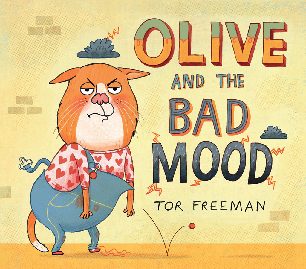 Olive and the Bad Mood, Baby Book Club