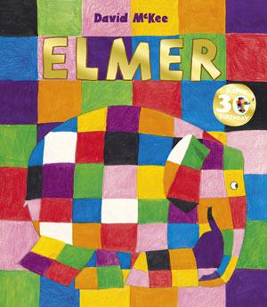Elmer, Baby Book Club