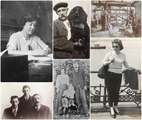 Family Photos from 20th century