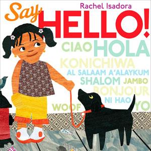 Say Hello, Baby Book Club