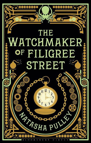 The Watchmaker Of Filigree Street, Baby Book Club