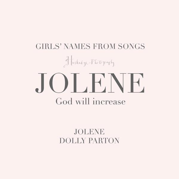 Songs-girl-jolene