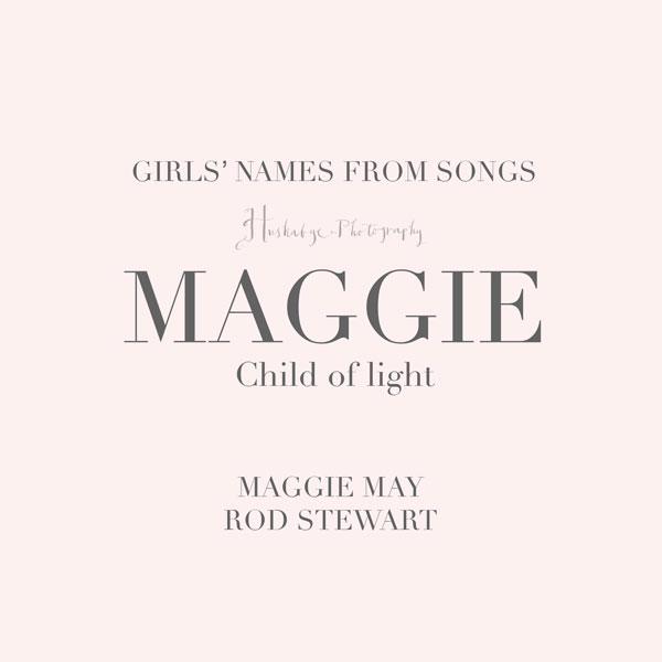 Songs-girl-maggie