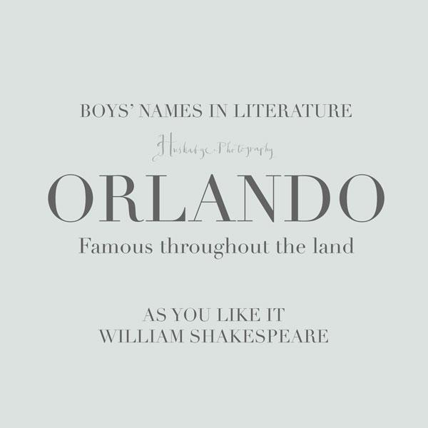 literature-boy-orlando