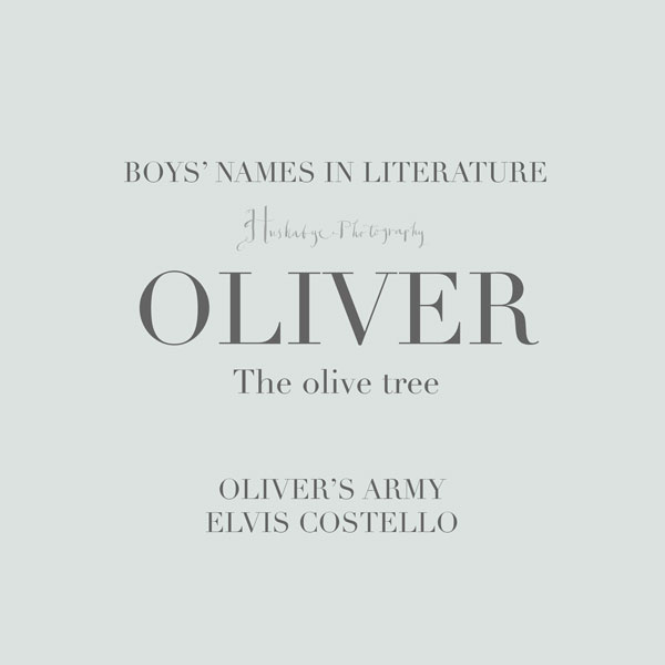 song-boy-Oliver