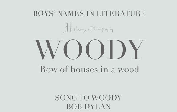 10 boys' names from songs