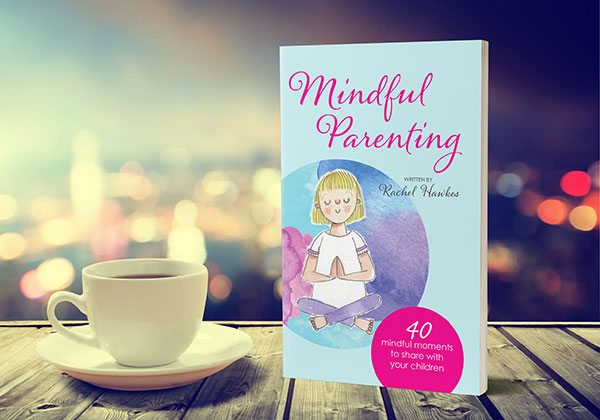 Mindful Parenting book & Cup