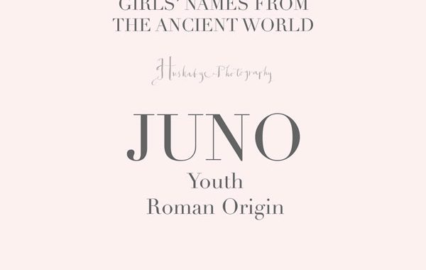 10 girl's names inspired by the ancient world