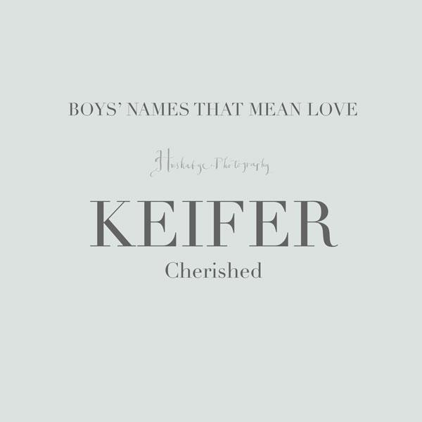 Keifer